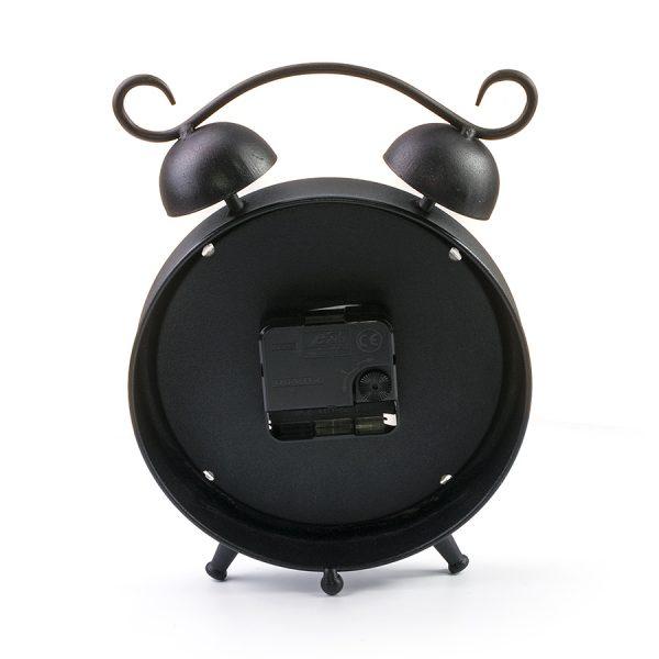 """ML-5123 Antique copper Часы настольные """"Будильник малый"""""""