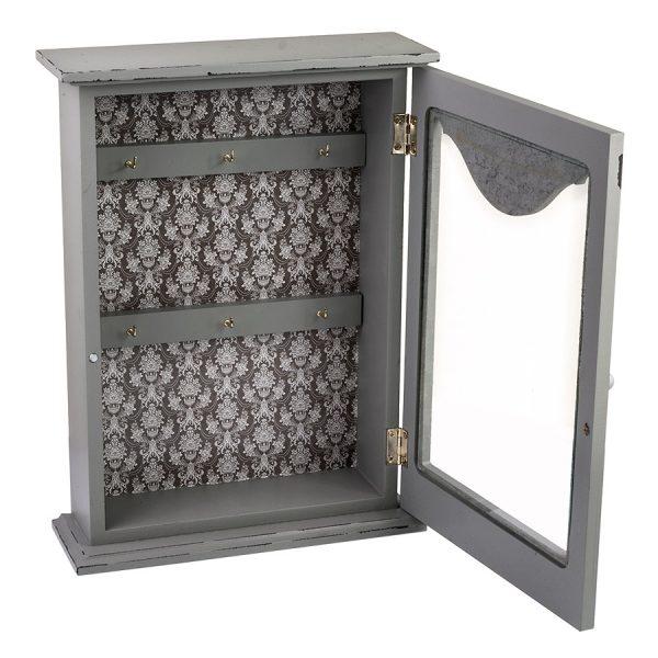 Ключница со стеклянной дверцей ML-4783