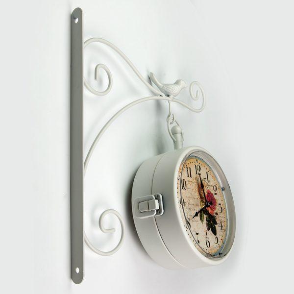 ML-5686 Часы настенные металлические двухсторонние