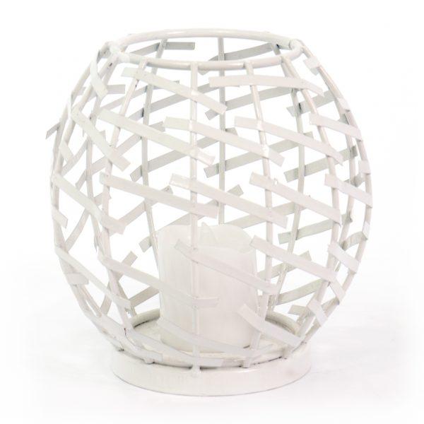 LM-041 White (Свеча) /18 Светильник декоративный