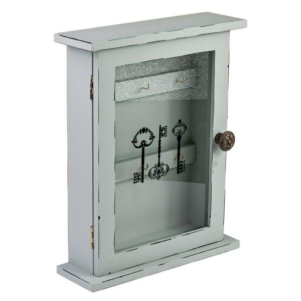 Ключница со стеклянной дверцей ML-4725