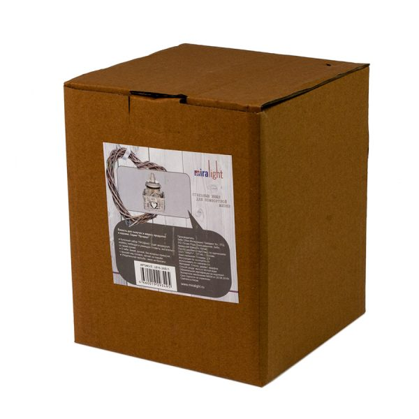 LB16-26S/1 Винтажная прованская баночка